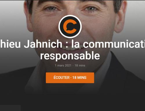 """Protégé: Podcast """"Vers une communication responsable"""" pour l'AFCI"""